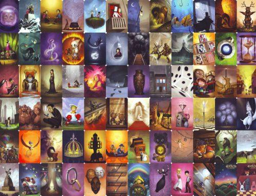 Gérer les émotions: les cartes raconteurs