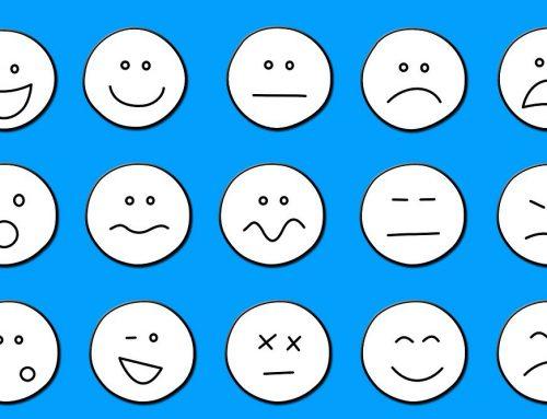 Gérer les émotions: le jeu des mimes
