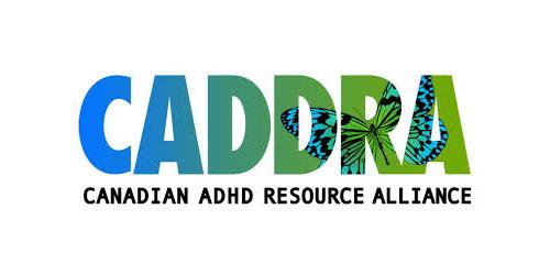 Logo CADDRA - Canadian ADD Ressource Alliance